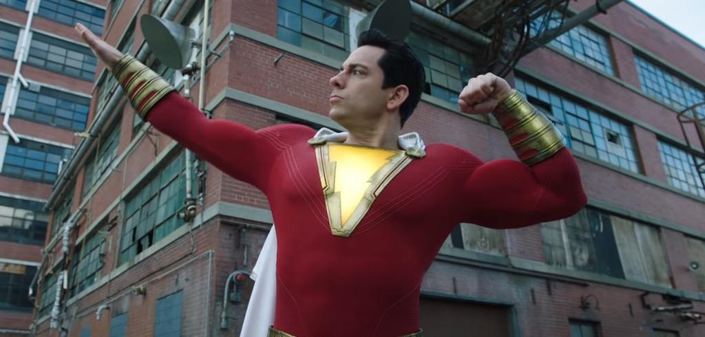 Shazam Blu-ray Announcement Details