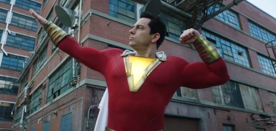 Shazam Blu-ray Announcement Details