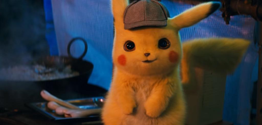 Detective Pikachu Blu-ray Announce Details