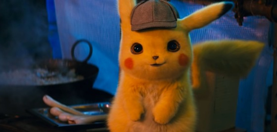 Detective Pikachu Blu-ray Announce Details