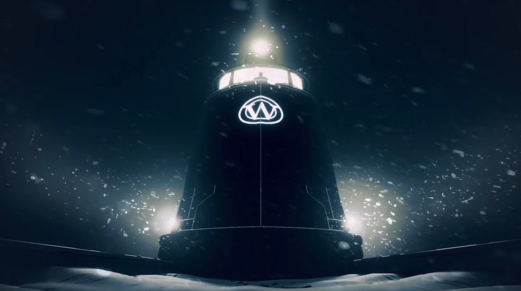 TNT Snowpiercer Animated Promo 1