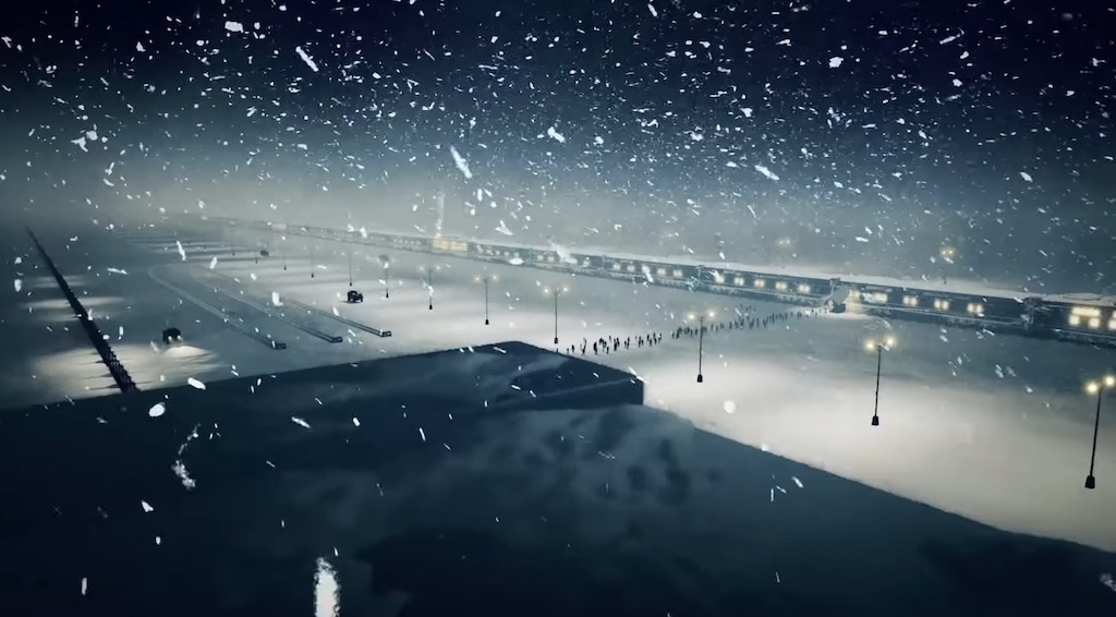 TNT Snowpiercer Animated Promo 2