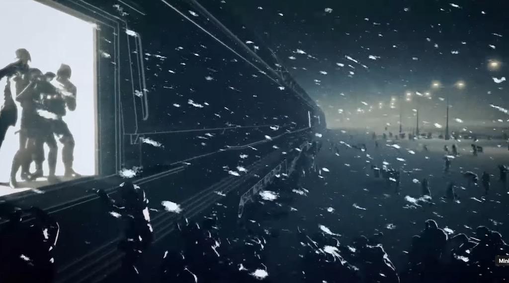 TNT Snowpiercer Animated Promo 4