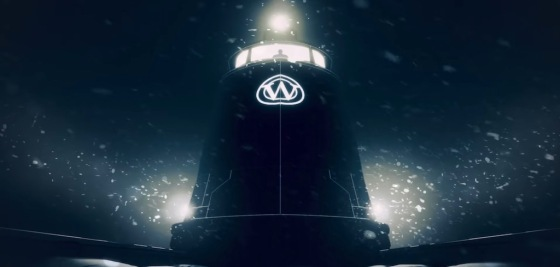 TNT Snowpiercer Animated Promo Train